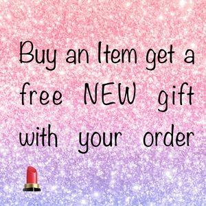 Closet sale ! Buy 1 get a free item !!!